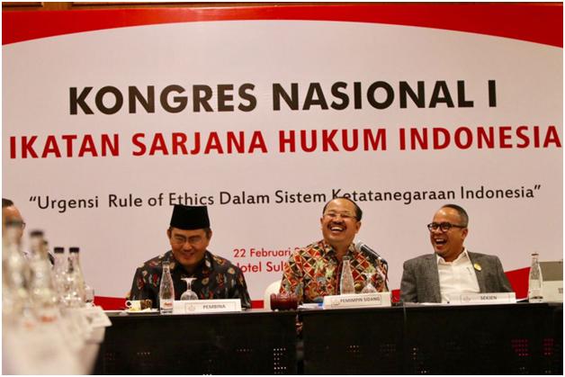 Kongres Nasional I Ikatan Sarjana Hukum Indonesia – ISHI